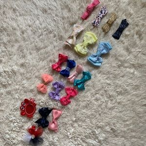Other - Baby Girl Hair Accessories